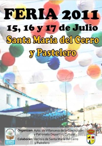 Feria de Pastelero 2011